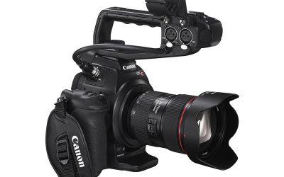 C100 Camera
